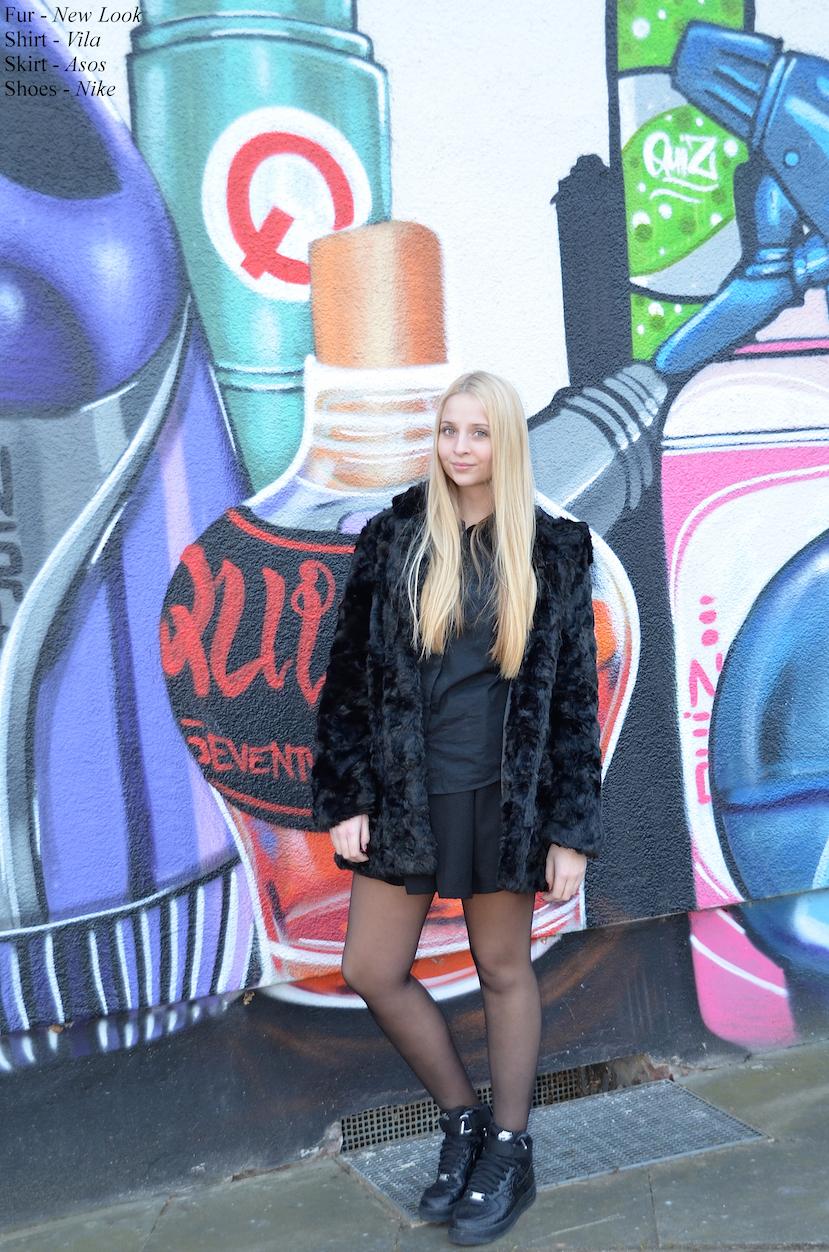 Lisa Schnatz, Bielefeld, modeblogger, fashionblogger, black, ootd