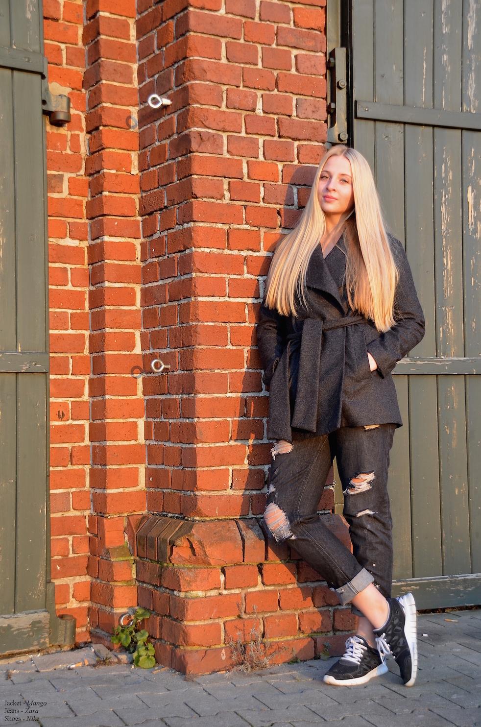 Lisa Schnatz, blonde, hair, modeblog, bielefeld, rilo