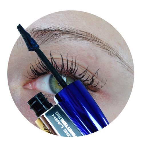 false lash sculpt L'Oreal - Lisa Schnatz