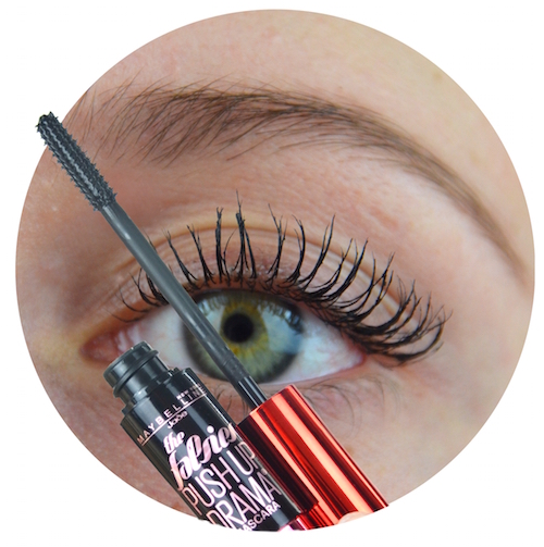 maybelline the falsies push up drama wimperntusche mascara - Lisa Schnatz