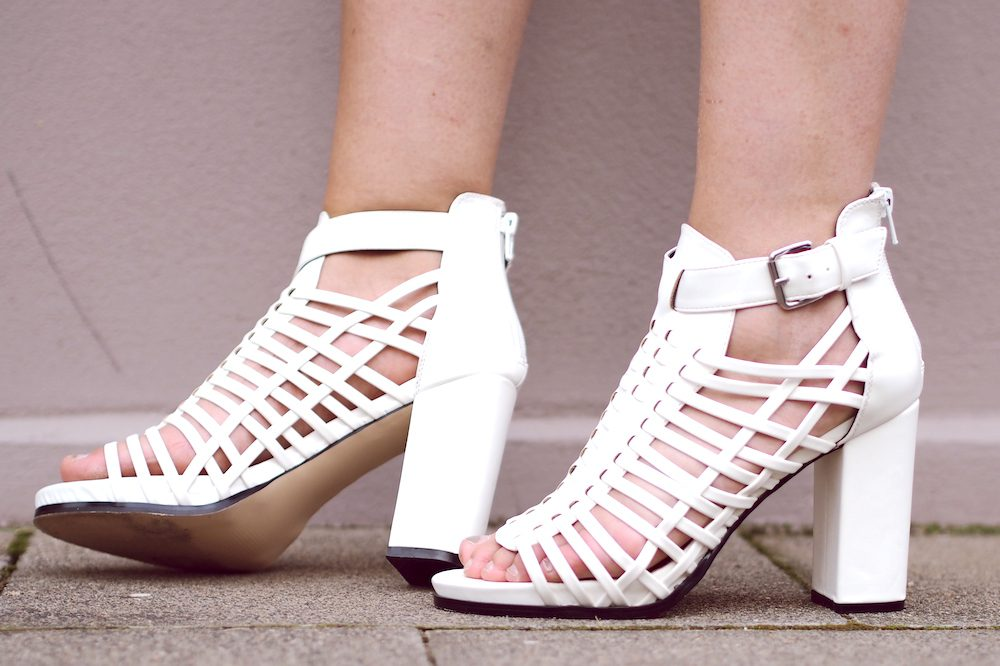 justfab high heels - lisa schnatz