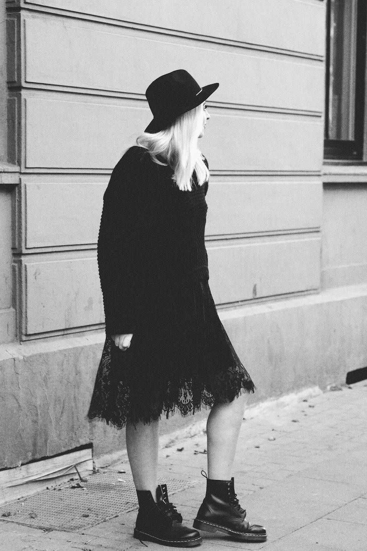 Lisa Schnatz, lace skirt, bielefeld, modeblog, fashionblog