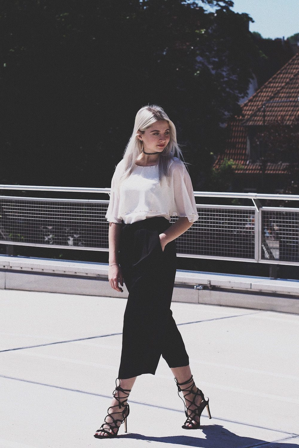 Lisa Schnatz, Culottes, Bielefeld, Sommer, Outfit, ootd