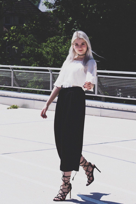 Lisa Schnatz, Lisa Faust, Bielefeld, Modeblog, Culottes