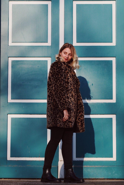 Lisa Schnatz, Leopardenmantel, Bielefeld, Modeblog, Detmold