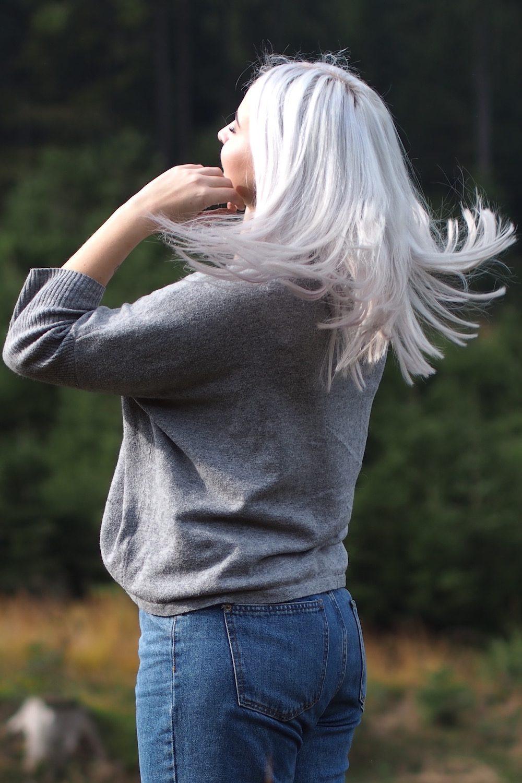Lisa Schnatz, Modeblog, Bielefeld, Fashionblog, Blogger, wald, hair