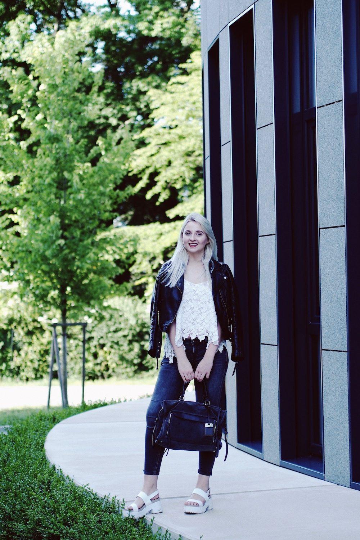 Lisa Schnatz, Modeblogger, Fashionblogger, Bielefeld, Mode Design, Studium