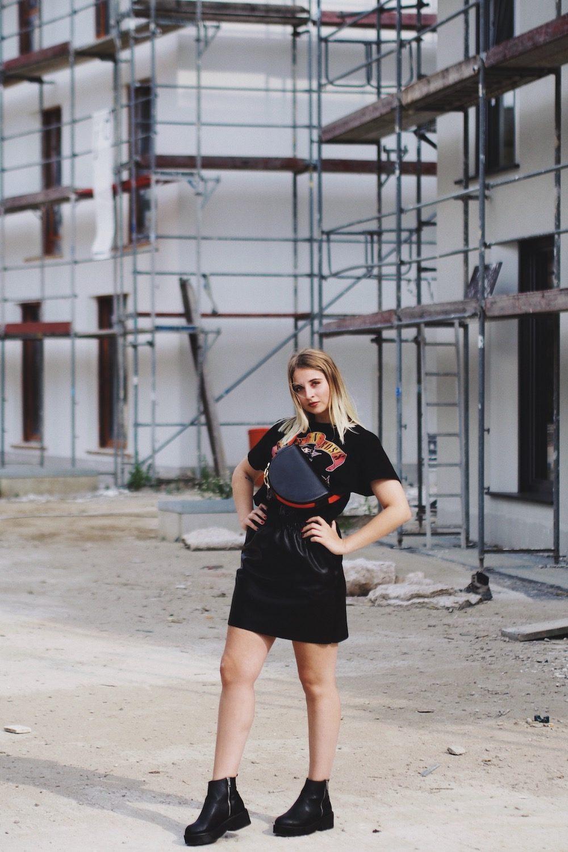 Modeblogger | fashionblogger |Lisa Schnatz |outfit |style | bandshirt