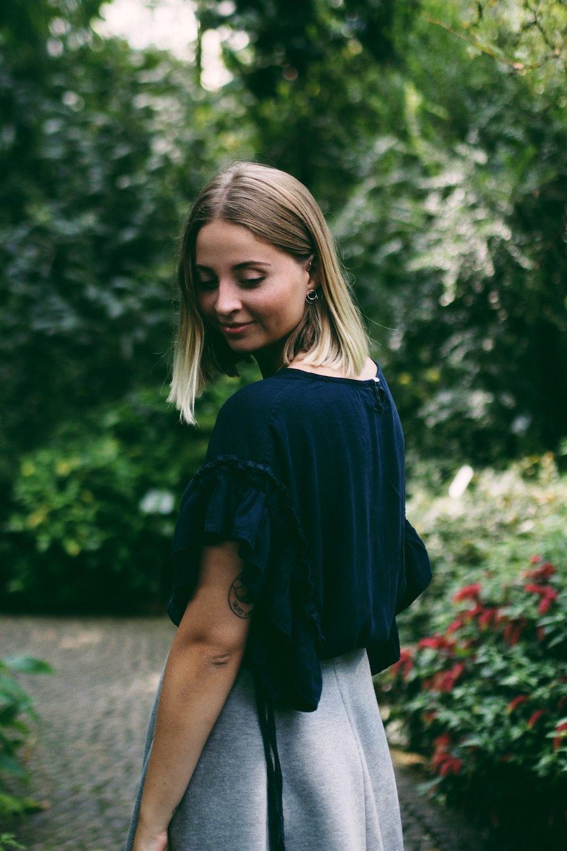 Lisa Schnatz / Planten Un Blomen / Modeblog / Hamburg