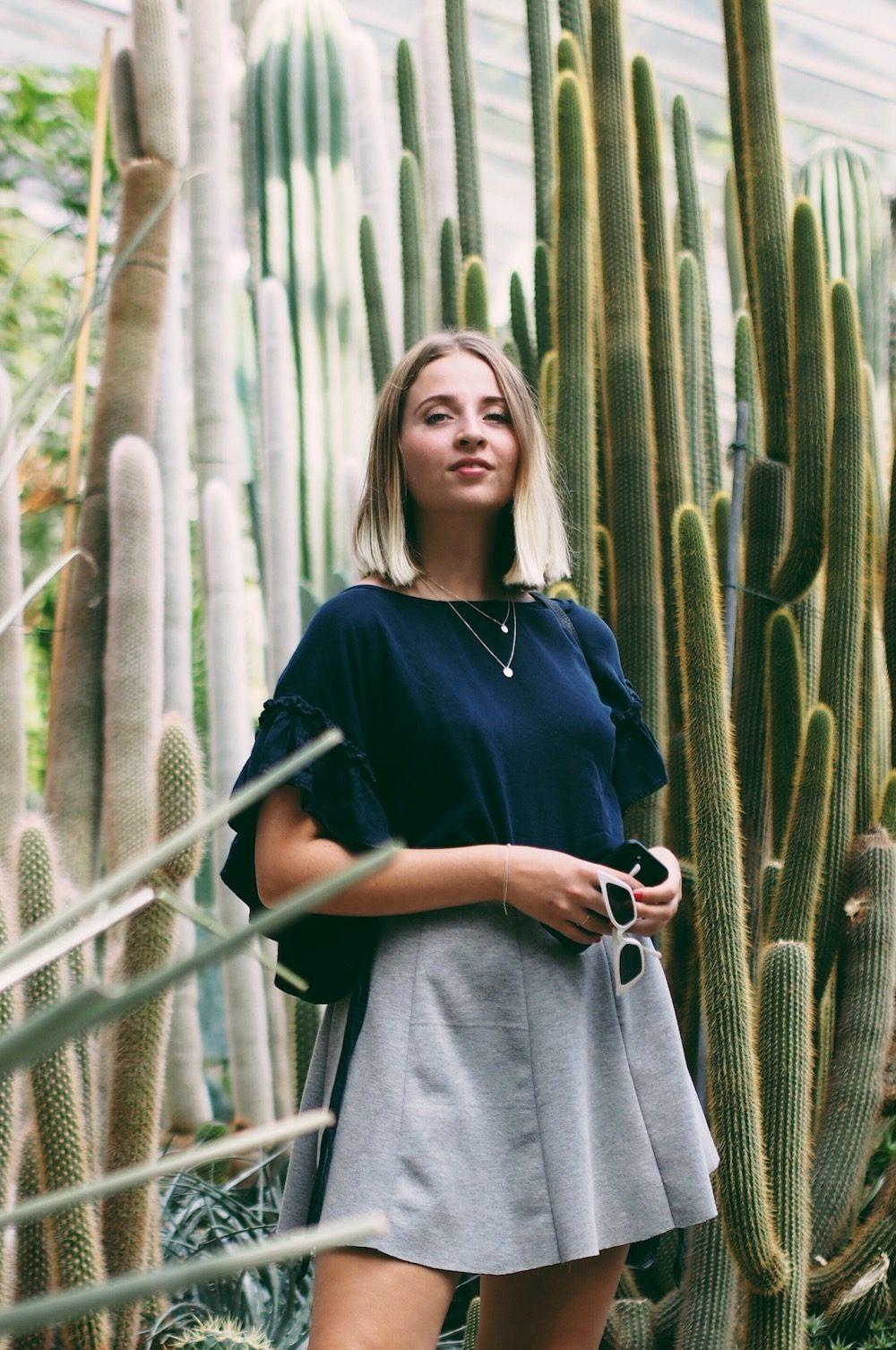 Lisa Schnatz / Planten Un Blomen / Modeblog aus Hamburg